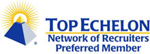 The Recruiting Group is a ??preferred? member of Top Echelon Network, the world??s largest network of independently owned recruiting firms.